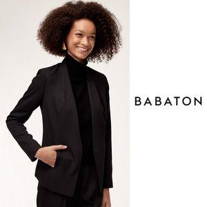Babaton Keith Blazer Jacket in Classic Black